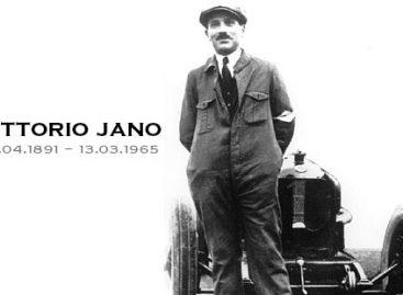 Искусство создания двигателей:Витторио Янo