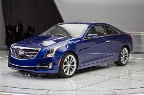 Cadillac откажется от седана ATS