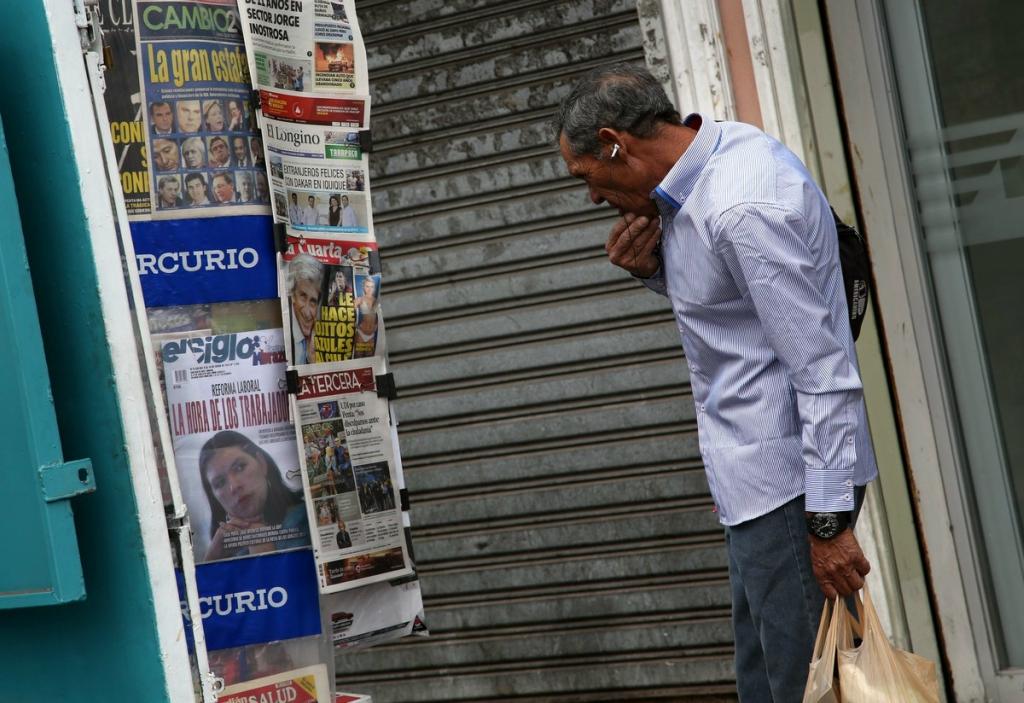 Автопутешествие в Чили