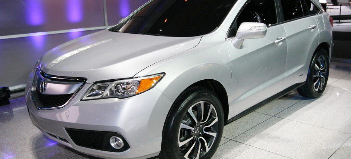Acura – лучший в люксовой троице по стоимости владения