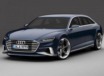 Концепт Prologue отражает новый стиль Audi