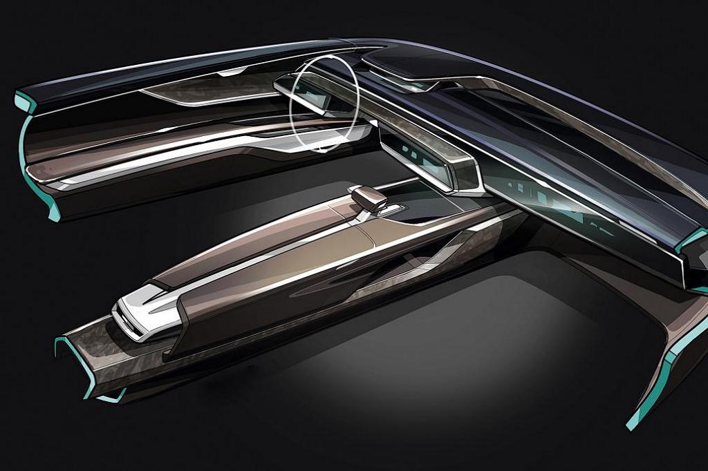 Audi Prologue Avant концепт 2
