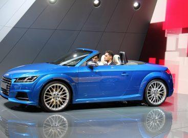 Audi занята созданием мощных нишевых автомобилей