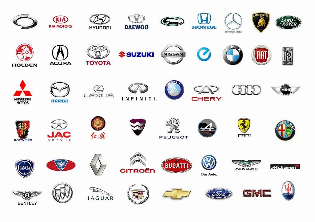 Какой самый любимый автомобильный бренд в России?