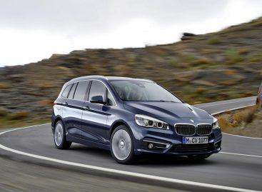 BMW официально раскрыла 2-Series Gran Tourer