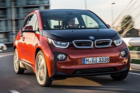 BMW думает обновить убыточный электрокар i3