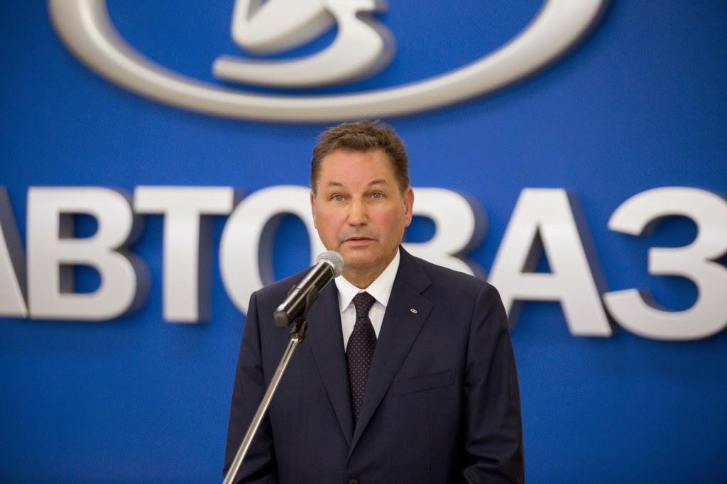 Ростех заявил об отставке Бу Андерссона