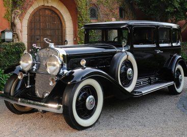 Cadillac V16 – воплощение американского размаха
