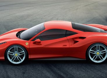 Преемником 458 Italia станет 488 GTB