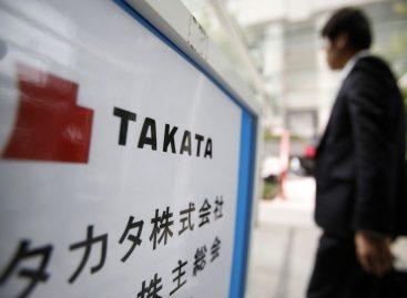 Взрывоопасные подушки Takata будут тестировать инженеры из Orbital ATK