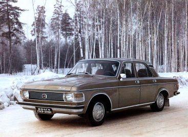 Волга ГАЗ-3101 – рестайлинг в стиле 70-х