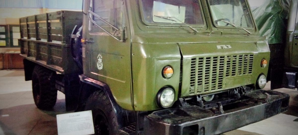 ГАЗ-3301 – преемник ГАЗ-66 и дань уважения Magirus-Deutz