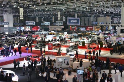 Женевский автосалон 2015: превью