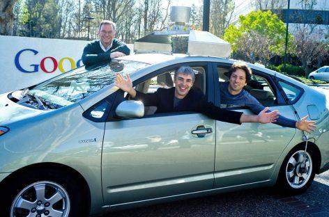 Выскочки из IT-индустрии заставляют автопром шевелиться