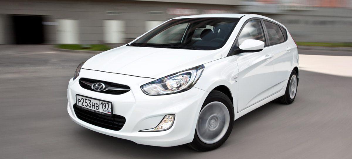 Hyundai Solaris снова дорожает