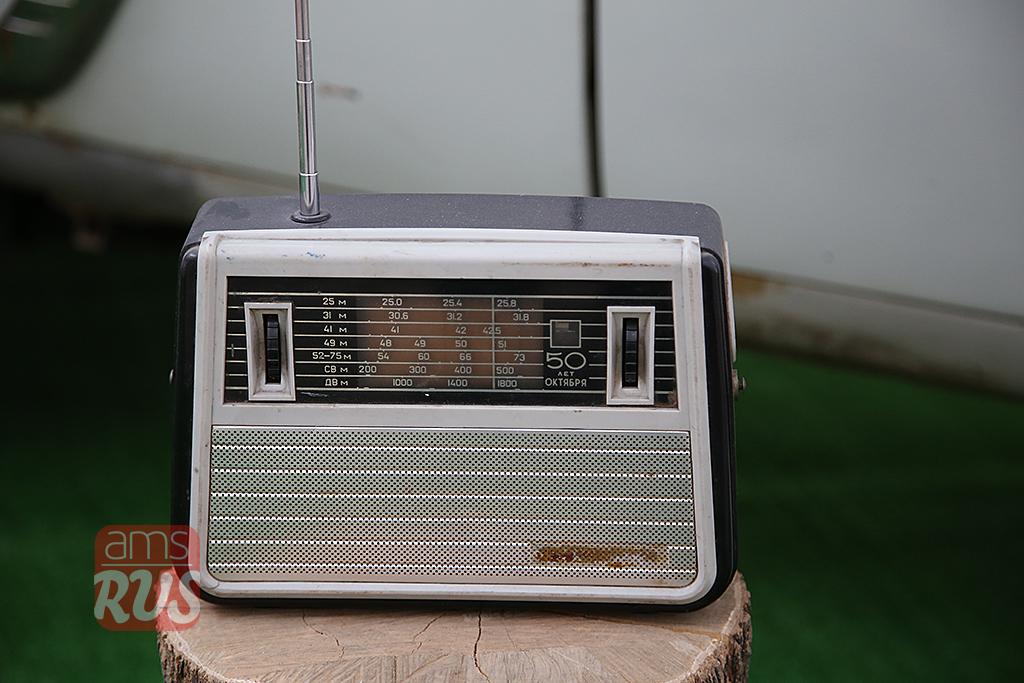 Радиоприемник Spidola