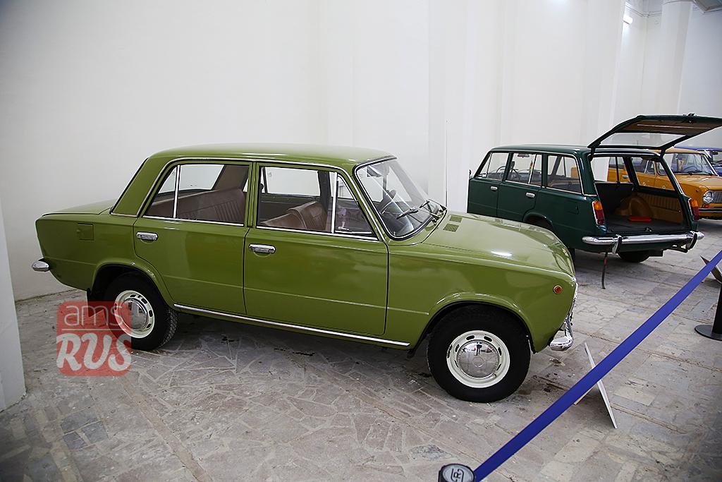 Жигули ВАЗ-2101 Копейка