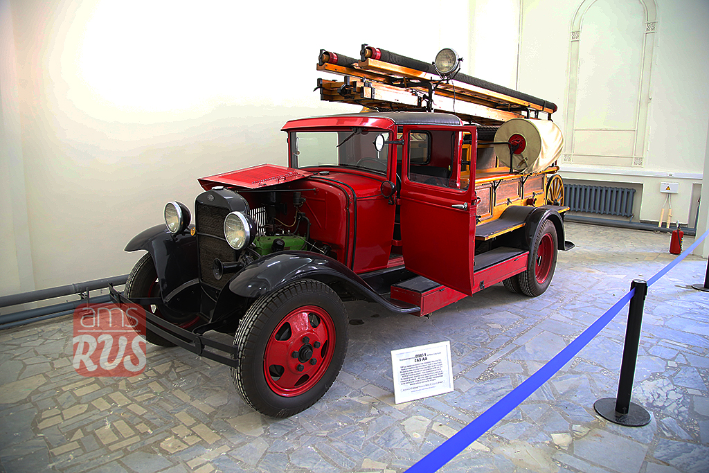 ПМГ-1 (ГАЗ-АА)