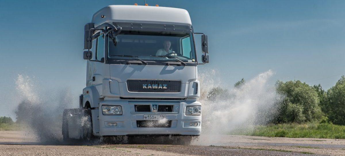 В 2017 году КАМАЗ начнет производство собственного двигателя