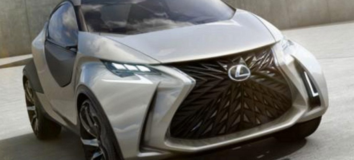 Концепткар LF SA – превью-версия супермини от Lexus