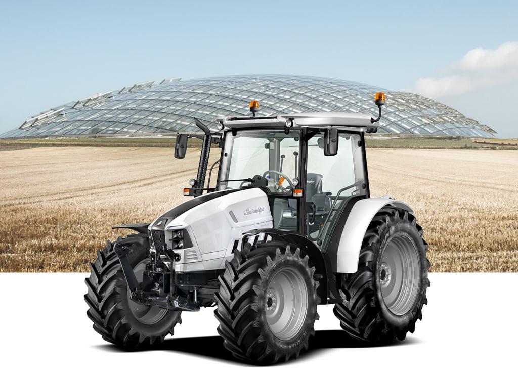 трактор ламборджини нитро