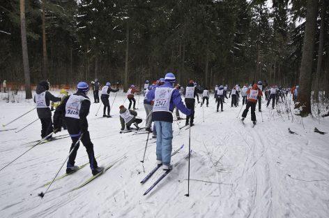 Вдоль вылетных московских трасс проложат лыжные трассы