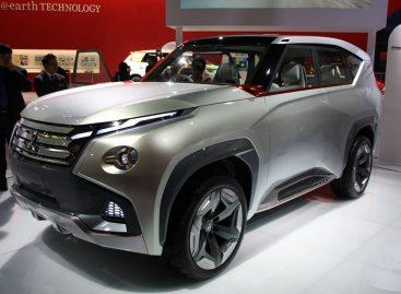 Mitsubishi Pajero ждет фантастический полный привод