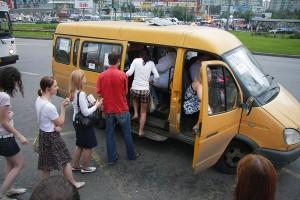 Московские частные маршрутки