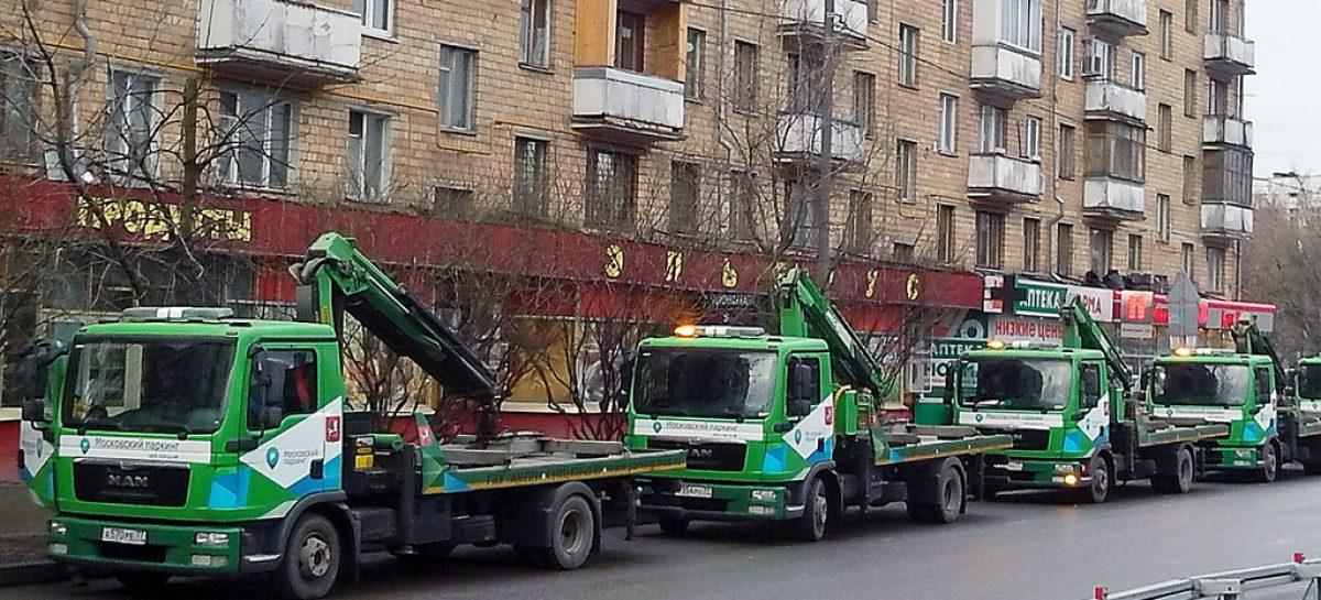 АМПП купит новые эвакуаторы