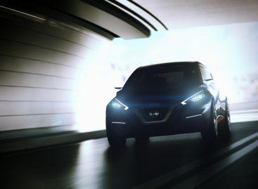 Nissan Sway – намек на облик новой Micra?