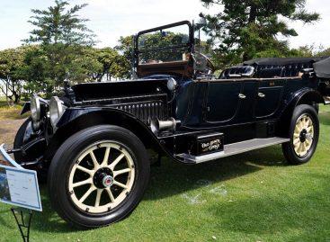 Packard Twin Six – первое на планете авто с V12