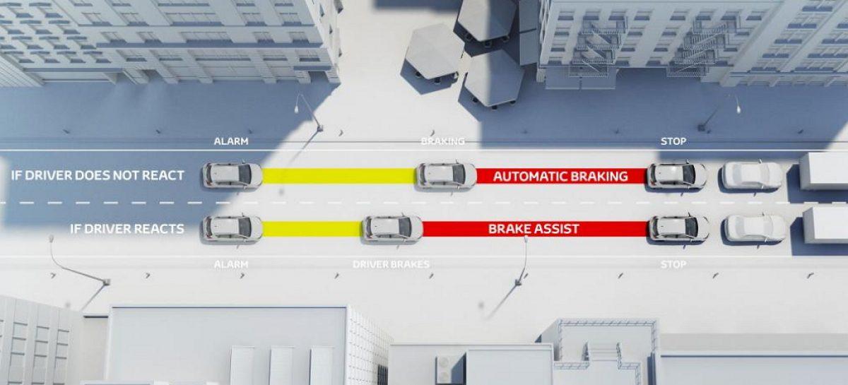 Toyota представила собственную систему предугадывания столкновений