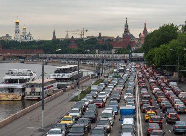 Русские не любят долгой дороги до работы