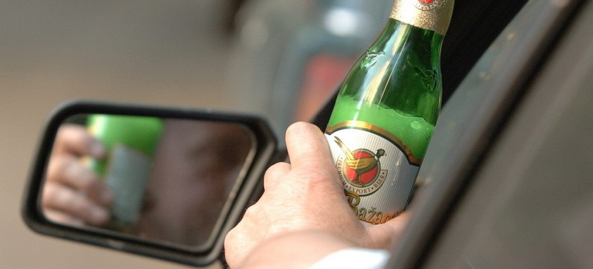 МВД хочет ужесточить наказание за пьяную езду
