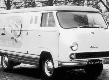 Фургон РАФ-977К – неприхотливый, но унылый