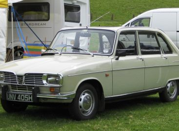 Архаичный Fiat-124 вместо прогрессивного Renault-16