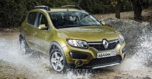 Renault Sandero Stepway II
