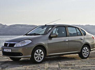 Подержанный Renault Symbol подойдет как первое авто