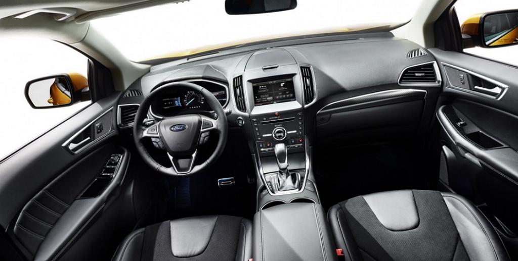 Салон Ford Edge Sport