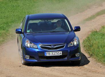 Subaru Legacy – очень хороший, надежный автомобиль