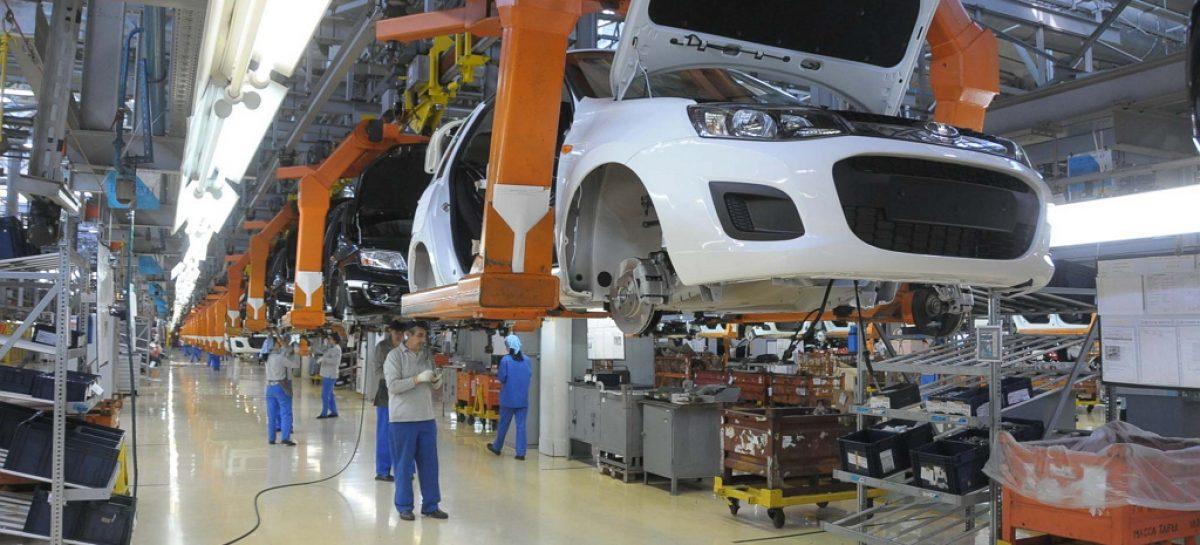 АвтоВАЗ остановил производство Nissan и Renault
