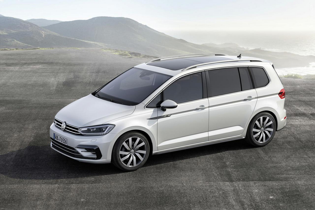 VW Touran III (2015)