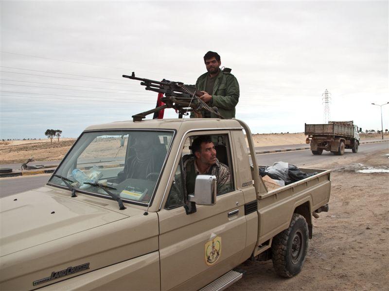 Война Чад Ливия