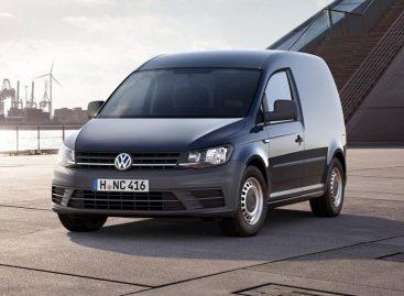 Volkswagen официально рассекретил 2015 Caddy
