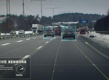 Volvo вступает в гонку самоуправляемых машин