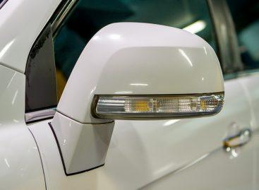 Новый автомобиль из будущего