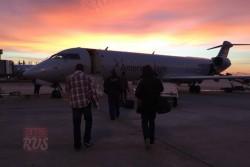 Местный рейс в США