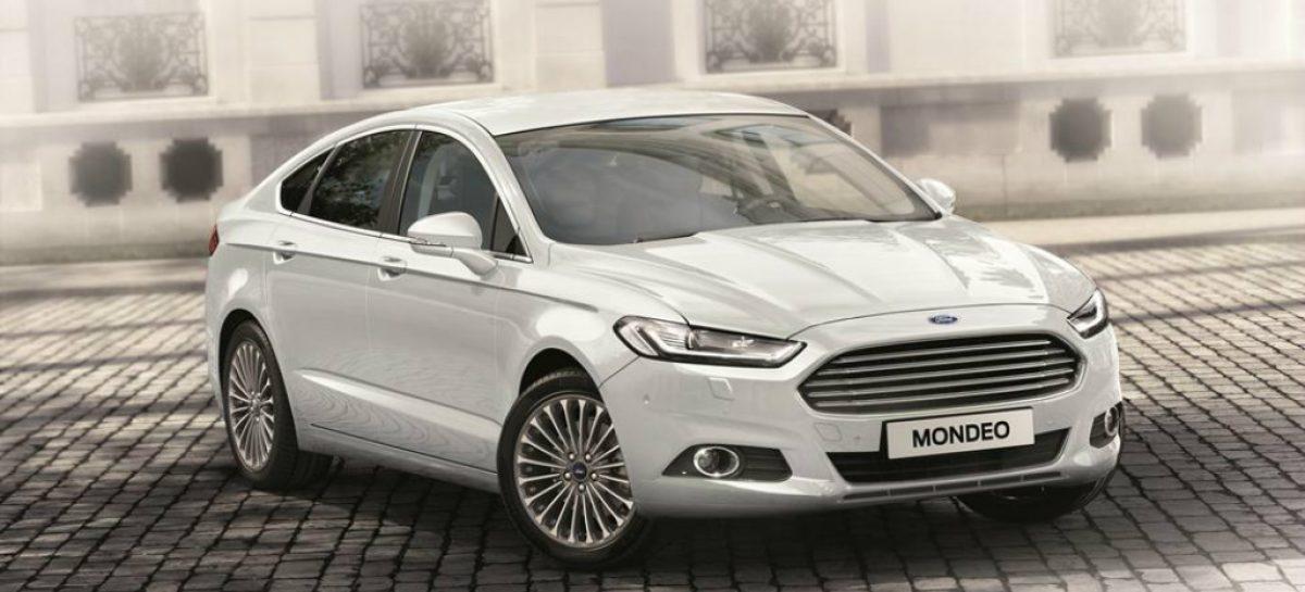 Начался прием заказов на Ford Mondeo нового поколения
