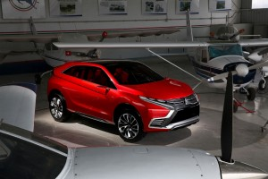 концепт Mitsubishi XR PHEV II
