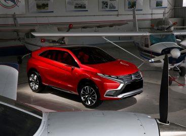 Mitsubishi обновила концепт паркетника-гибрида XR PHEV